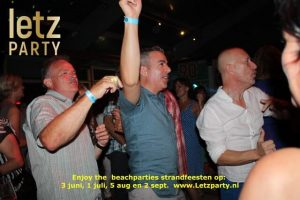 Strandfeest, Lets Party, disco classics Beach, strand