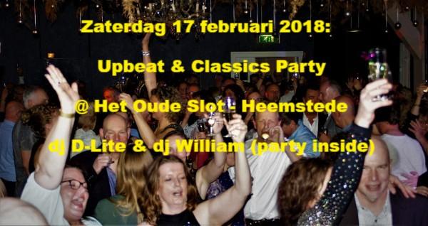 17 feb 2018 Oude Slot Heemstede — 17 mrt @Landgoed Waterland  — 24 mrt @Chateau Marquette