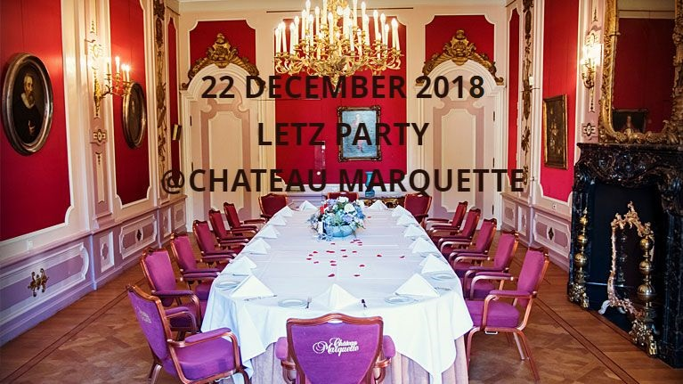 Party foto's van de eerste jaren # 22 dec Letz Party @ Chateau Marquette – Heemskerk ## 31 dec Letz Party @ Loef – Haarlem
