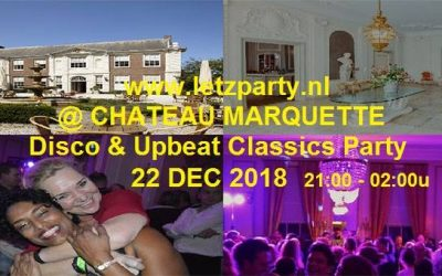 Welcome tonight 22 December at Letz Party 30+ 40+ 50+